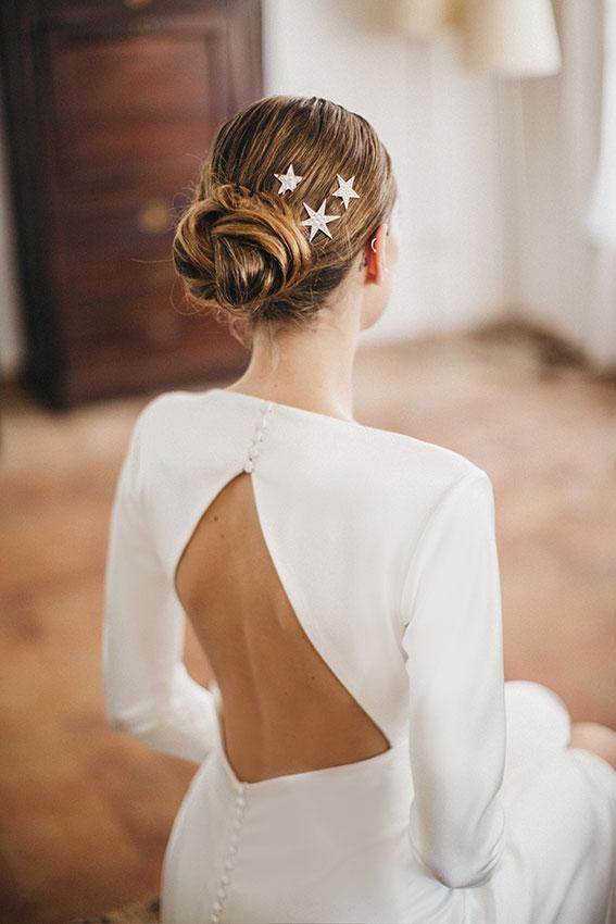 Bonito y cómodo tendencias peinados 2021 Galería de tendencias de coloración del cabello - Tendencias peinados novias 2021 - Una boda deseada