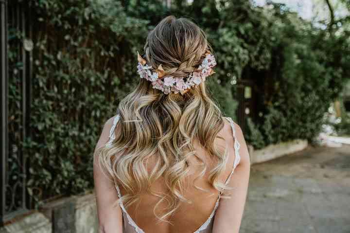 Completamente imperfecto peinados novias 2021 Galería de cortes de pelo Ideas - Tendencias peinados novias 2021 - Una boda deseada